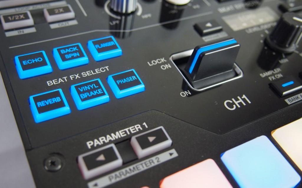 Pioneer DJM S9 BeatFX