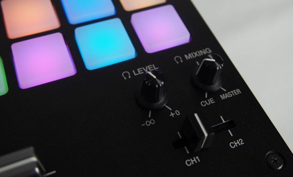 Pioneer DJM S9 Cue Reglung