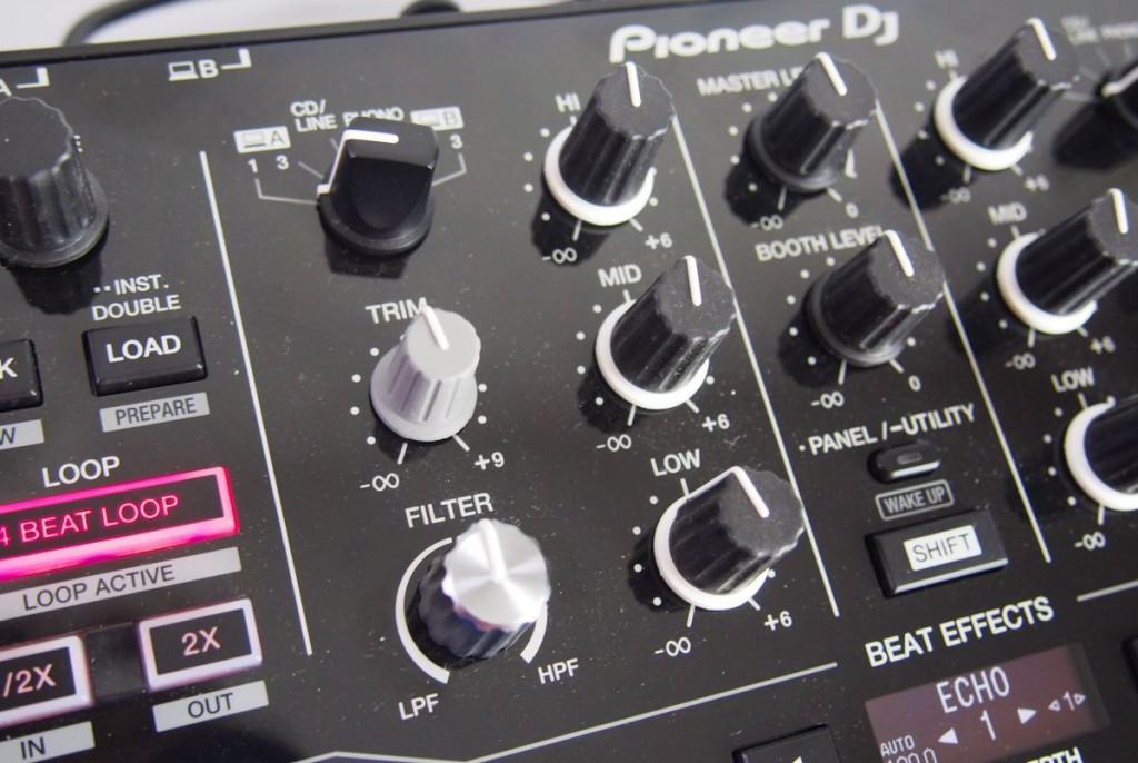 Pioneer DJM S9 EQ