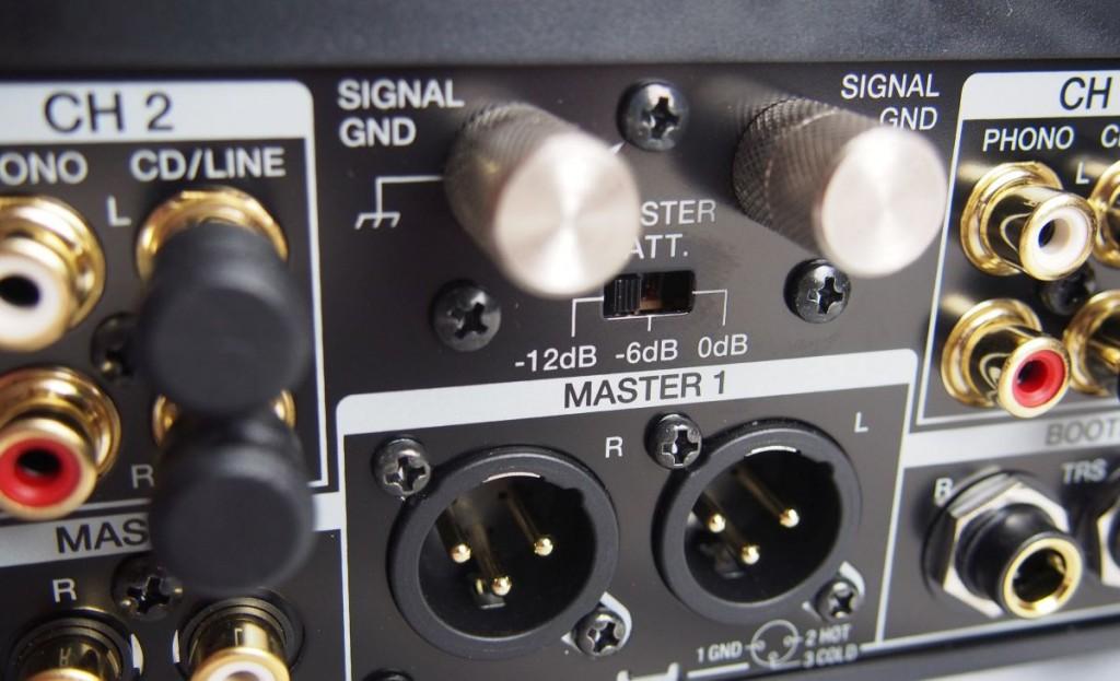 Pioneer DJM S9 Anschluesse