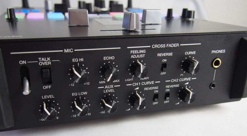 Pioneer DJM S9 Frontansicht