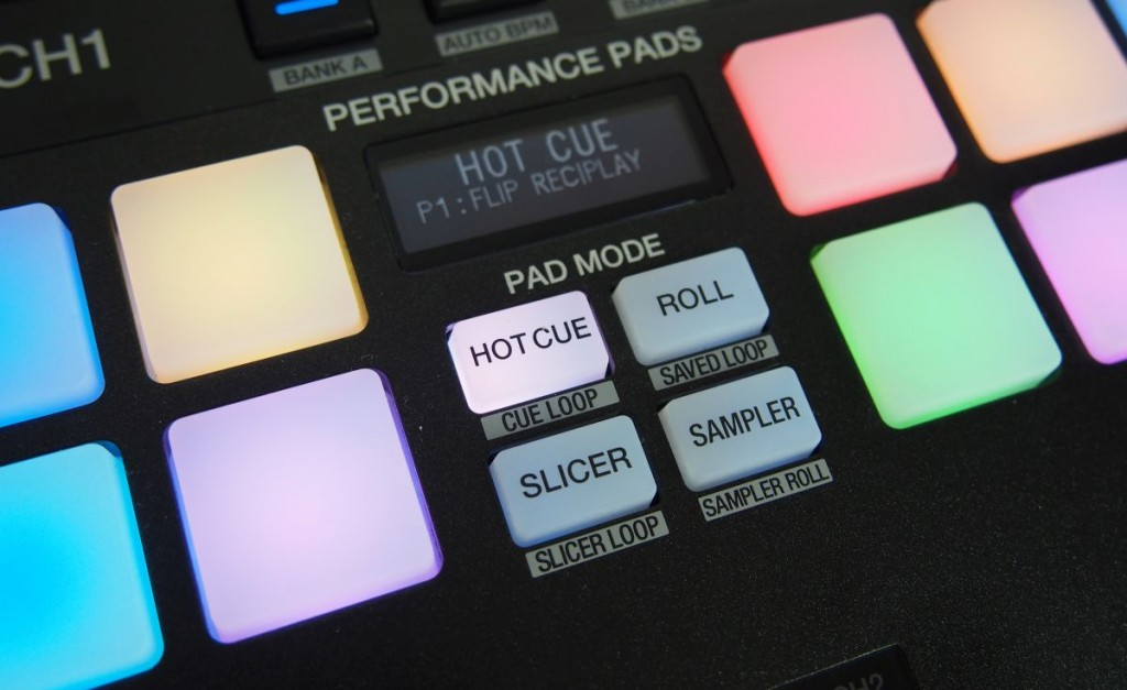 Pioneer DJM S9 Pad Modes