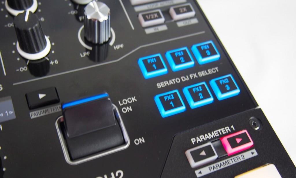 Pioneer DJM S9 Effekte Serato DJ