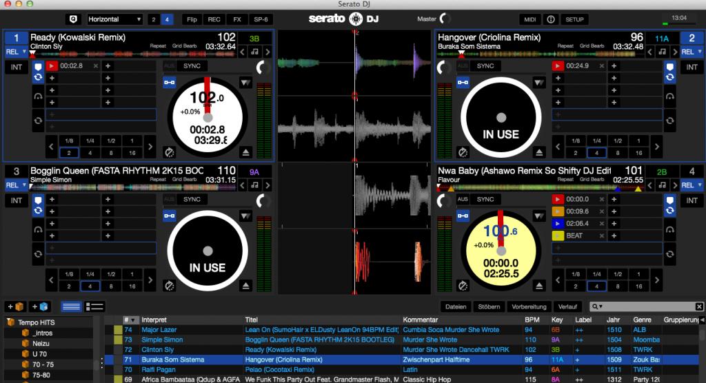 Serato DJ Pioneer DJM S9