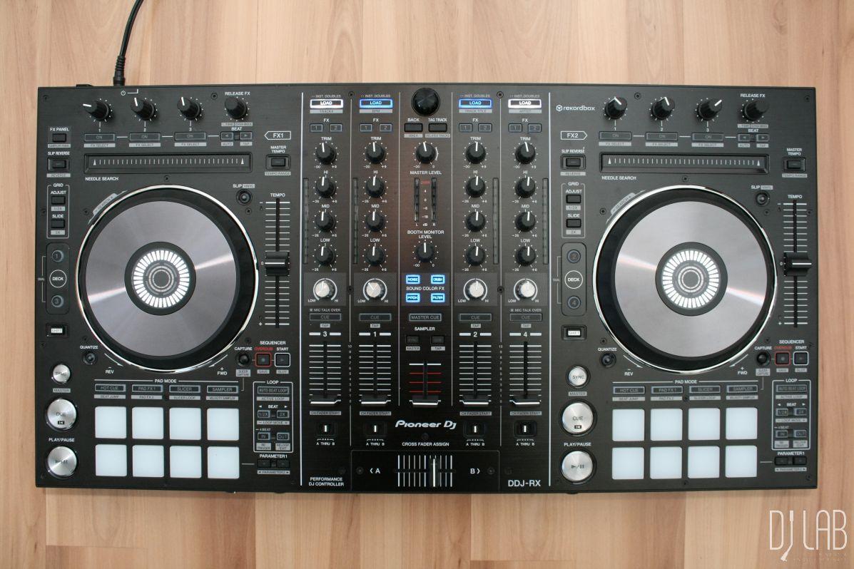 Test: Pioneer DJ DDJ-RX & Rekordbox DJ – das neue Dreamteam?