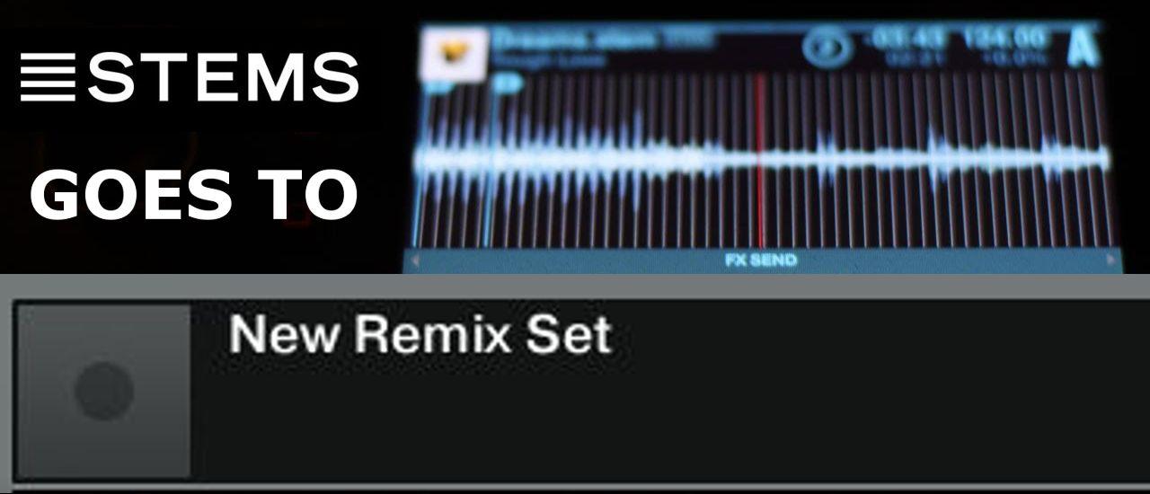 STEMS-Tutorial Teil 2: Weiterverarbeitung der Subsspuren für Remix-Decks