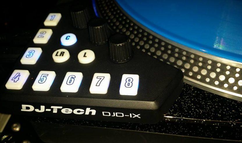 Neu: DJ-Tech DJD-IX – Cue-Punkt-Trigger-Controller
