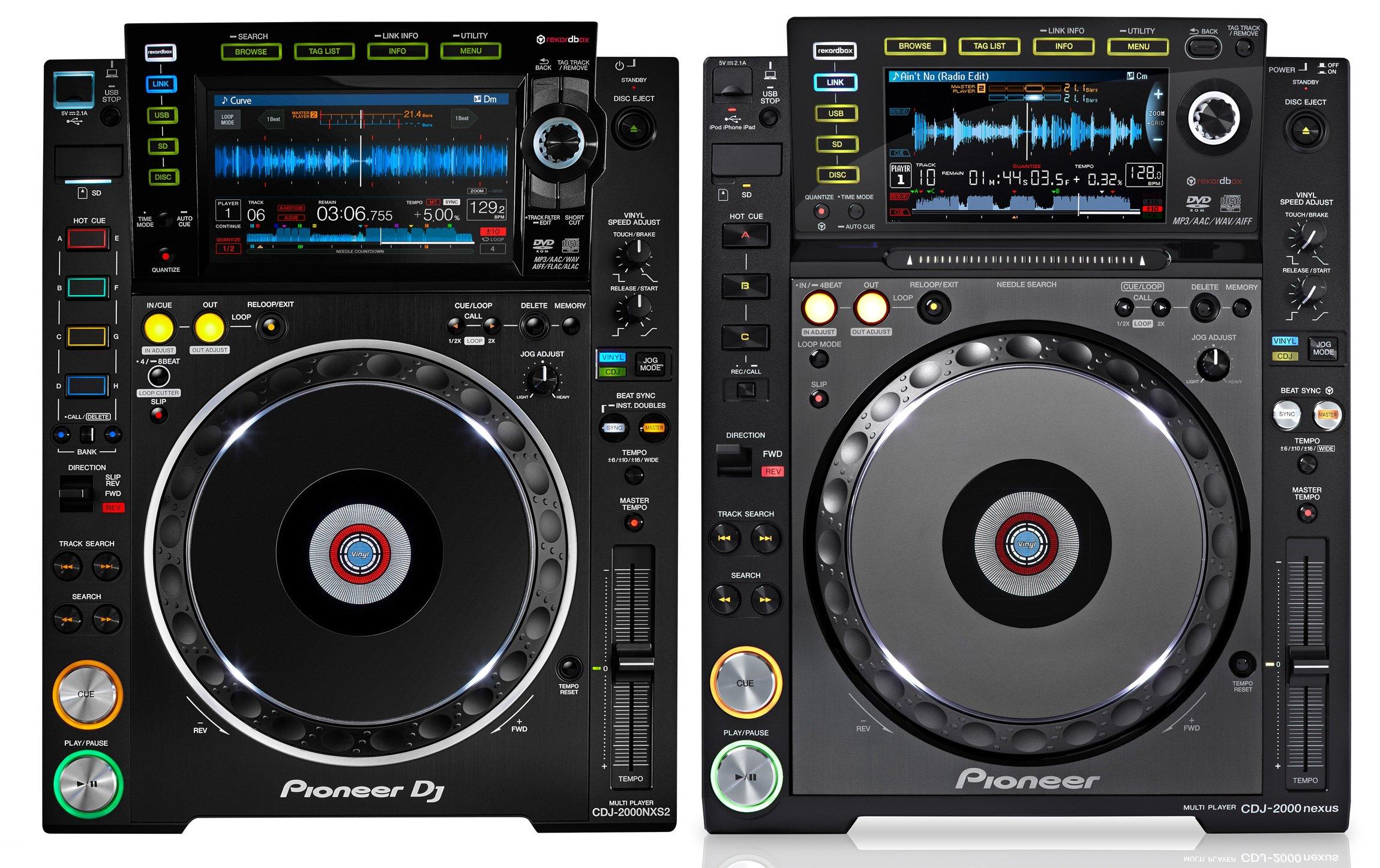 CDJ2000NXS2_vs_CDJ2000NXS_2