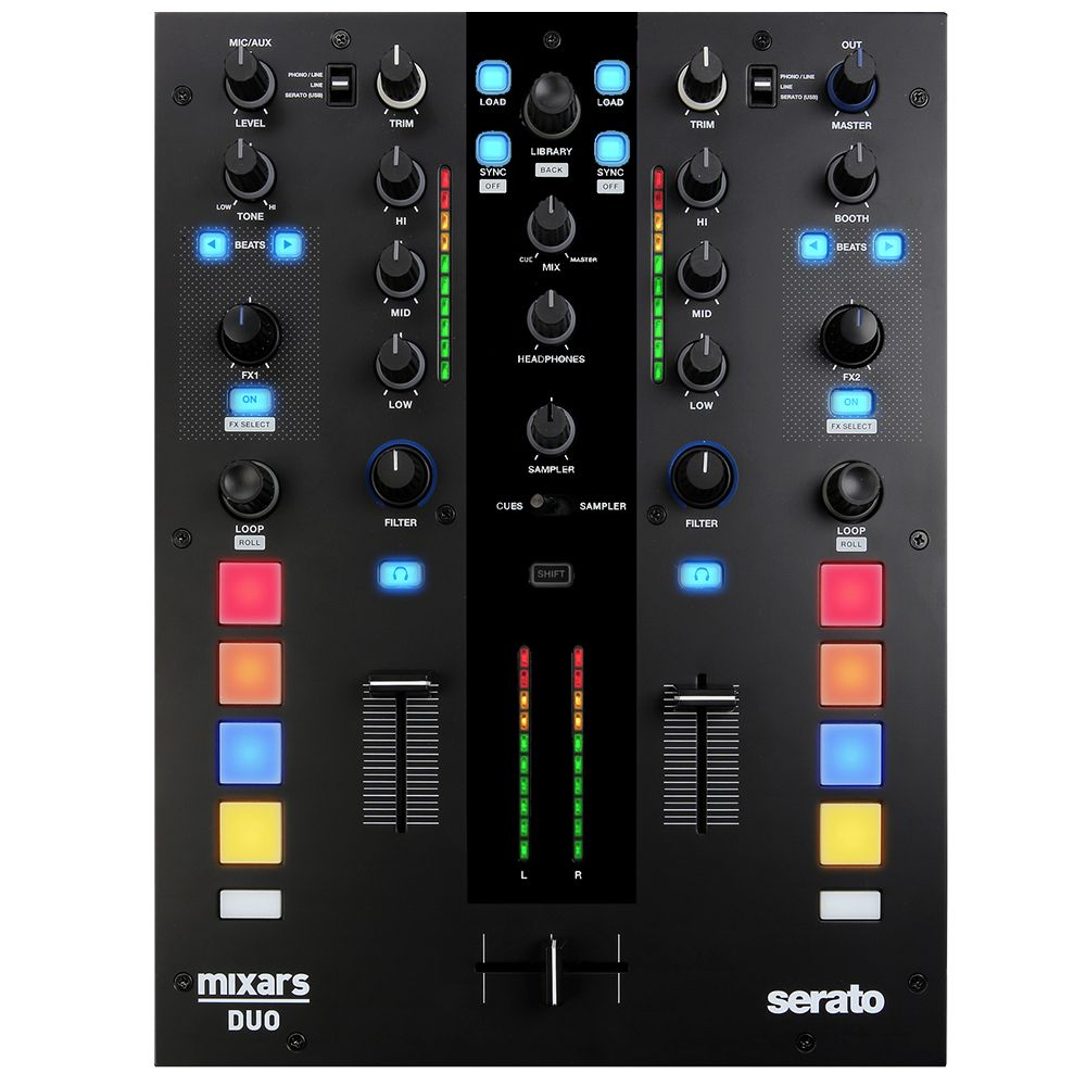 Mixars_Duo_Serato_Mixer