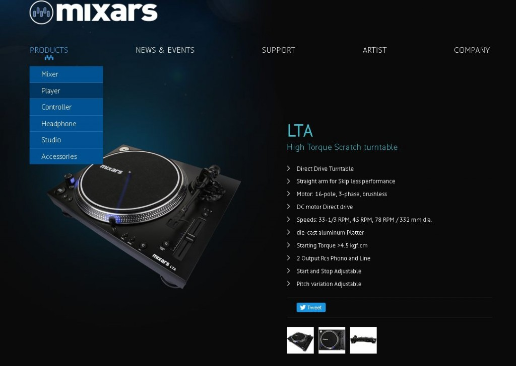 Mixars_plattenspieler
