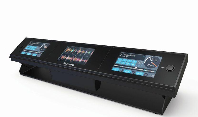 Neu: Numark Dashboard – Display-Ergänzung für Serato-Controller, NAMM 2016