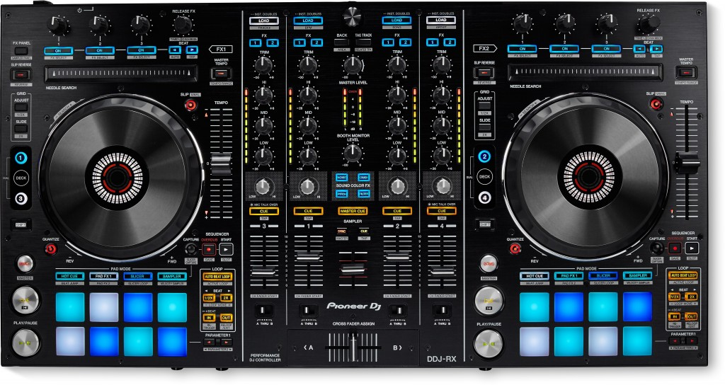 Pioneer_DDJ-RX_Review_Rekordbox_Controller