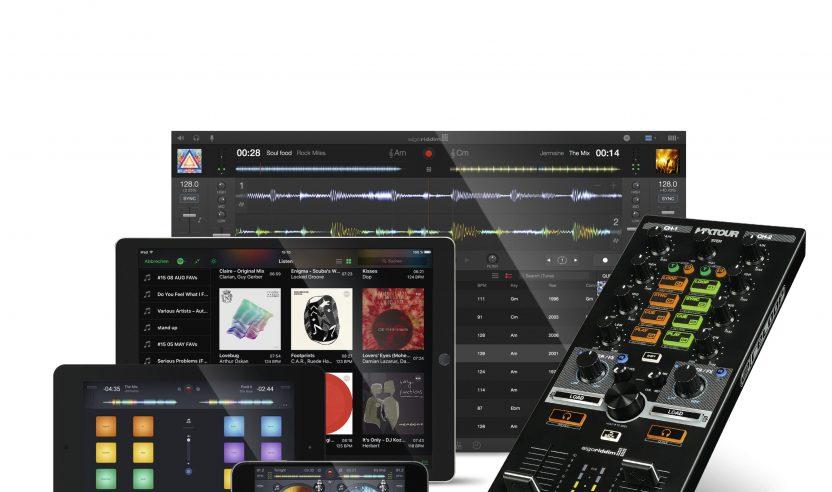 Neu: Reloop MIXTOUR – Modularer Mix-Controller