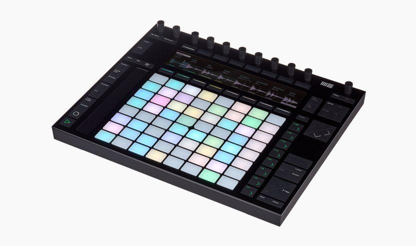 Test: Ableton Push 2