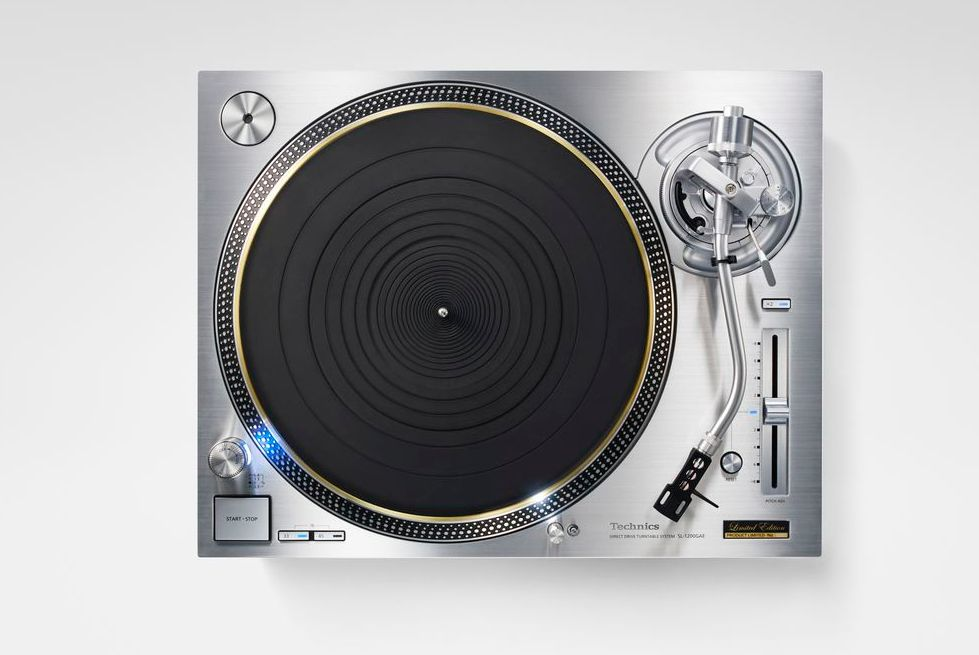 Neuer Plattenspieler von Technics SL-1200GAE