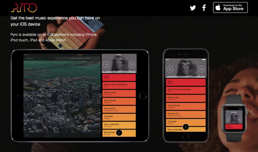 Serato Pyro - Automix iOS App
