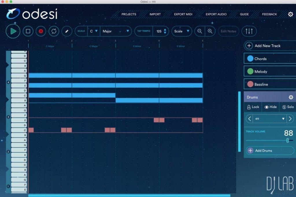 Test: Mixed in Key Odesi – Mit wenigen Klicks zum Hit?