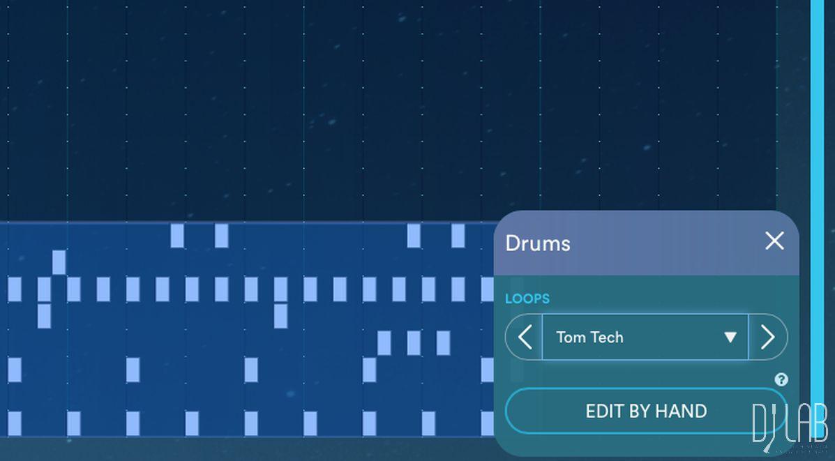 Odesi - Drumspur
