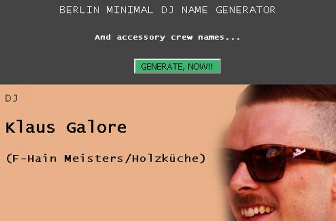 Tipps für den DJ Namen