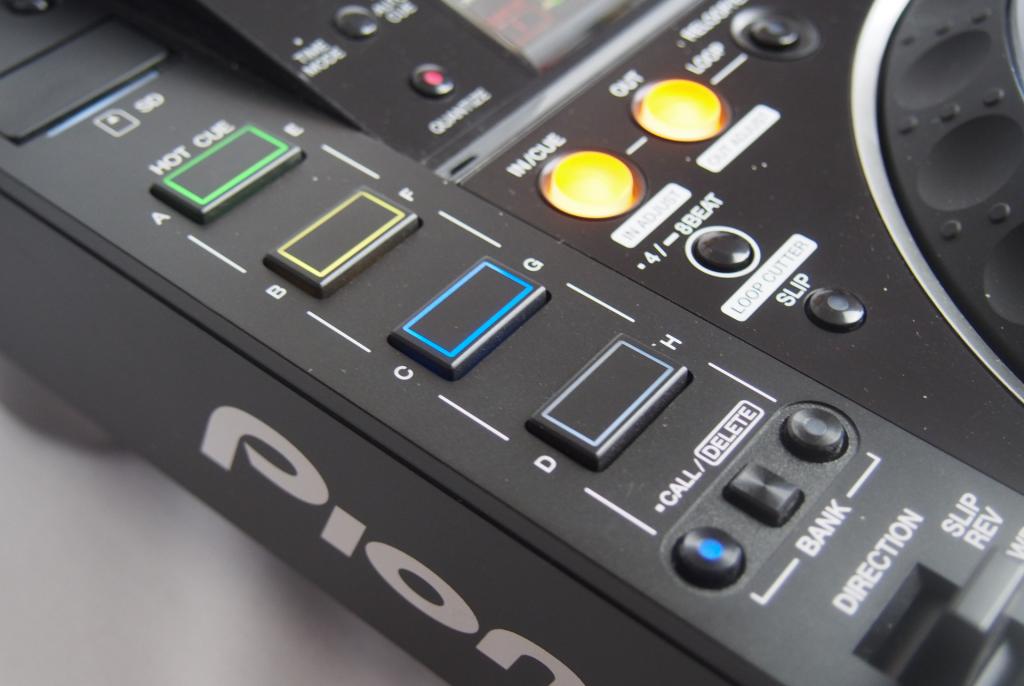 Pioneer CDJ-2000 NXS2 neue Hot Cues