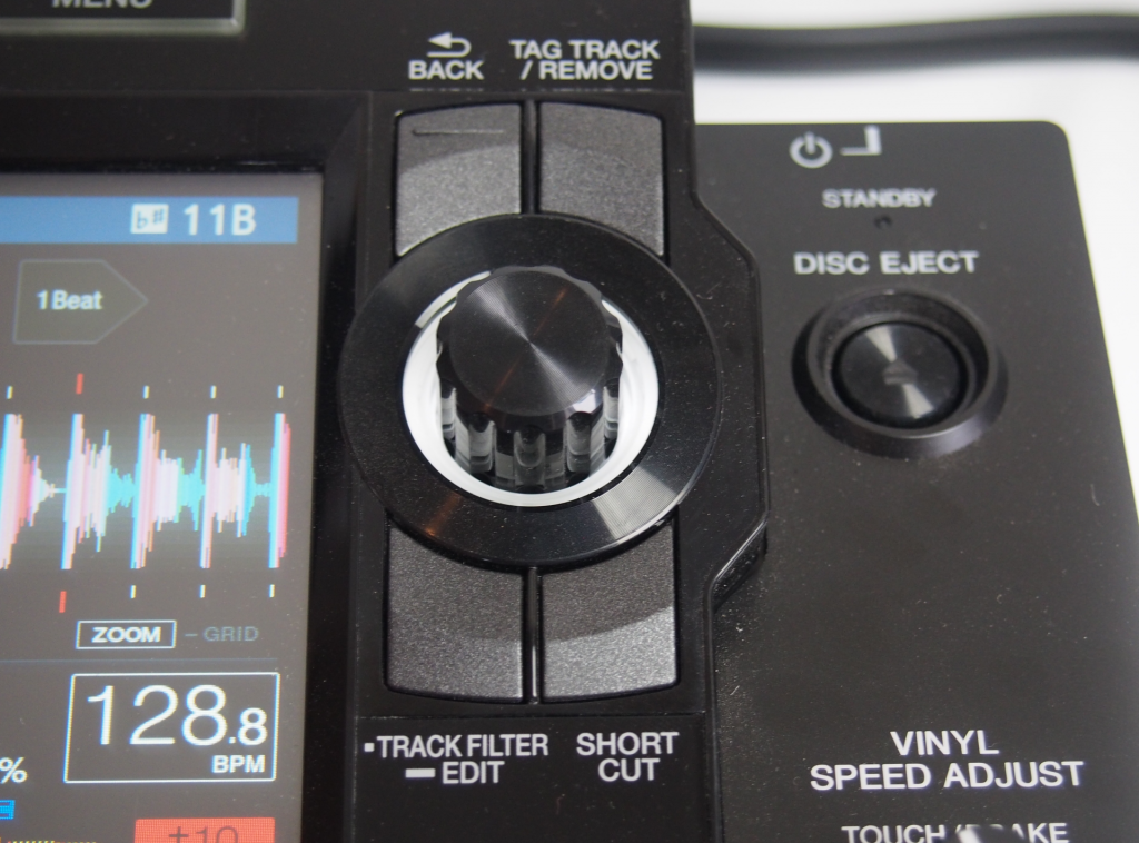 Pioneer CDJ-2000 NXS2 Short Cut