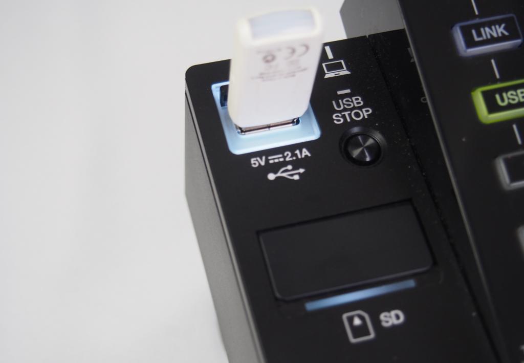 Pioneer CDJ-2000 NXS2 USB-Device
