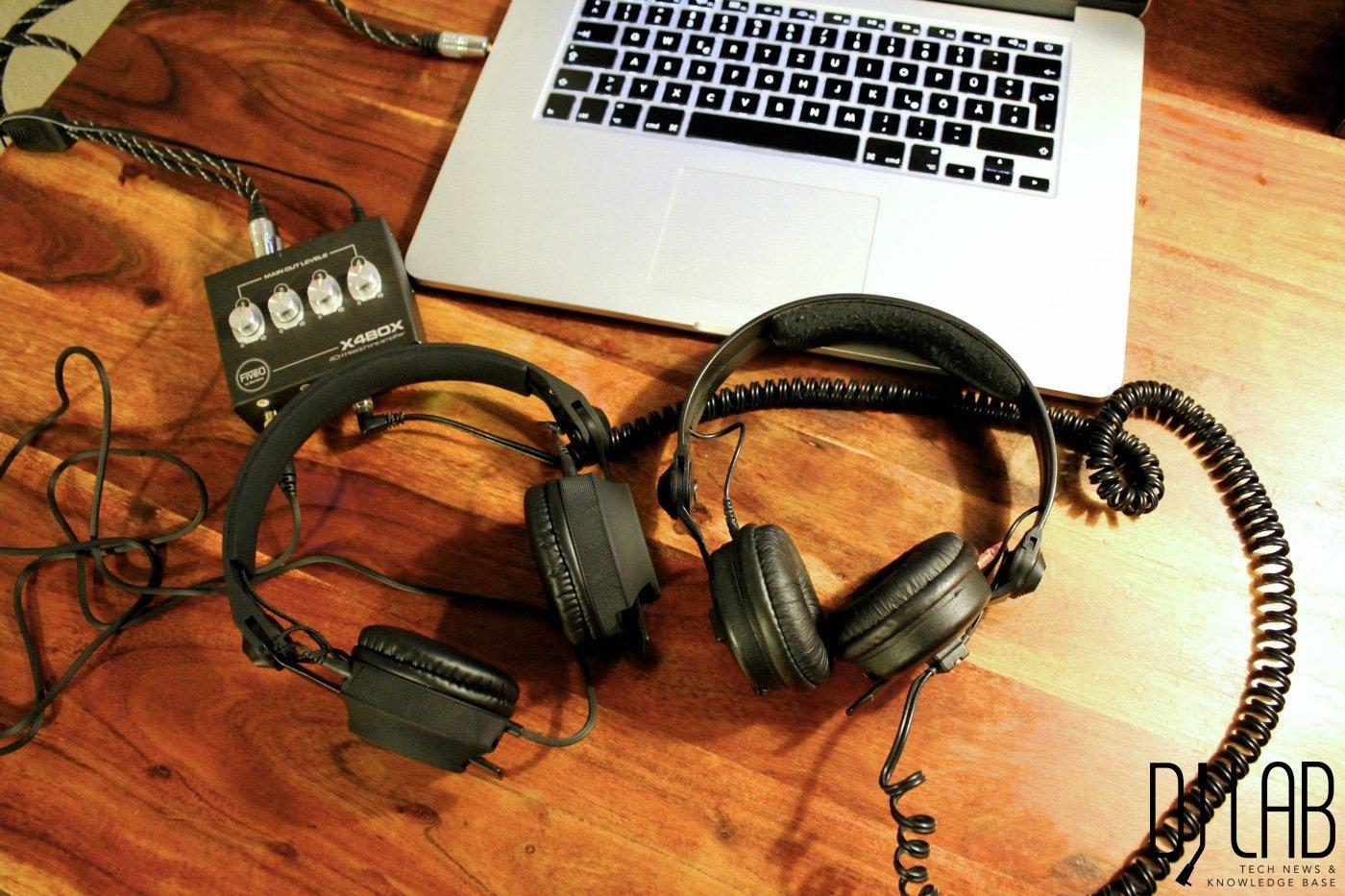 Test  Pioneer HDJ-C70 vs Sennheiser HD25 - Kopie oder Killer  - DJ LAB 46ea2b5d90