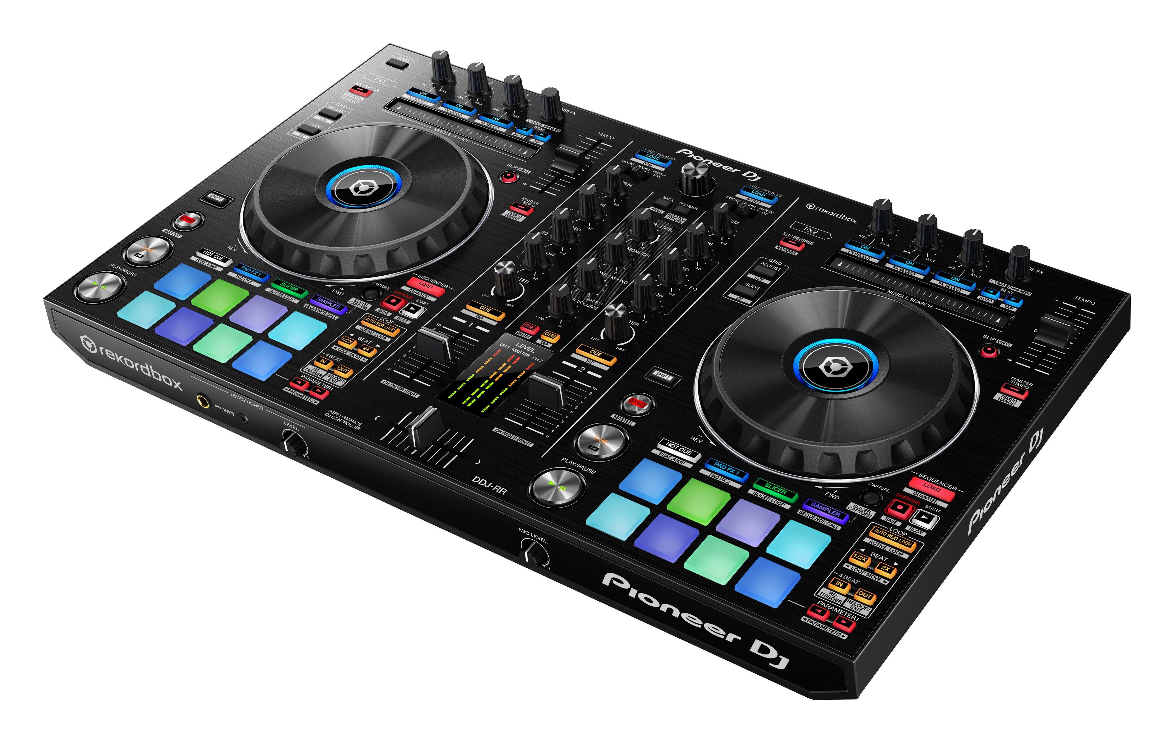 Pioneer DDJ-RR & DDJ-RB - Neue Rekordbox DJ Controller - DJ LAB