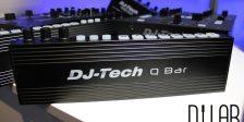 Musikmesse 2016: DJ-Tech Q-Bar - Add-On Midi-Controller