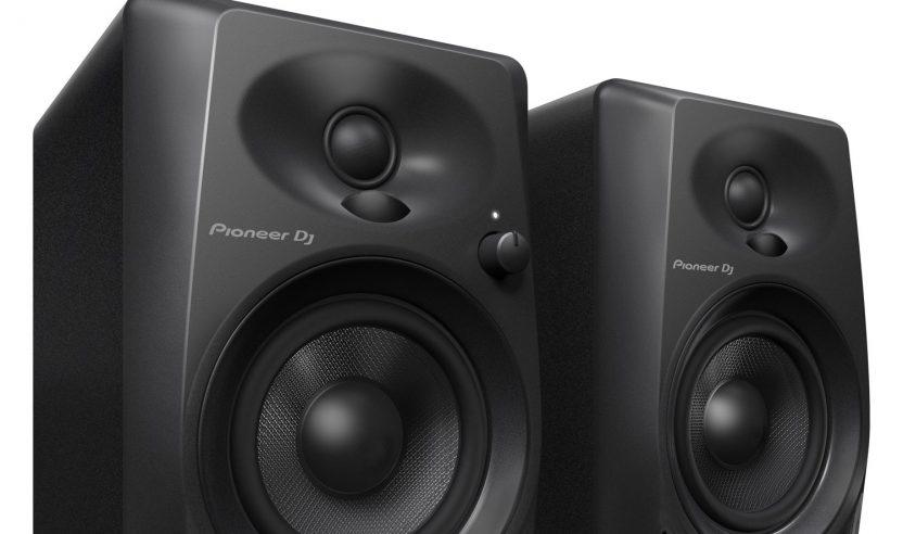 Neu: Pioneer DJ DM-40 - Desktop Lautsprecher