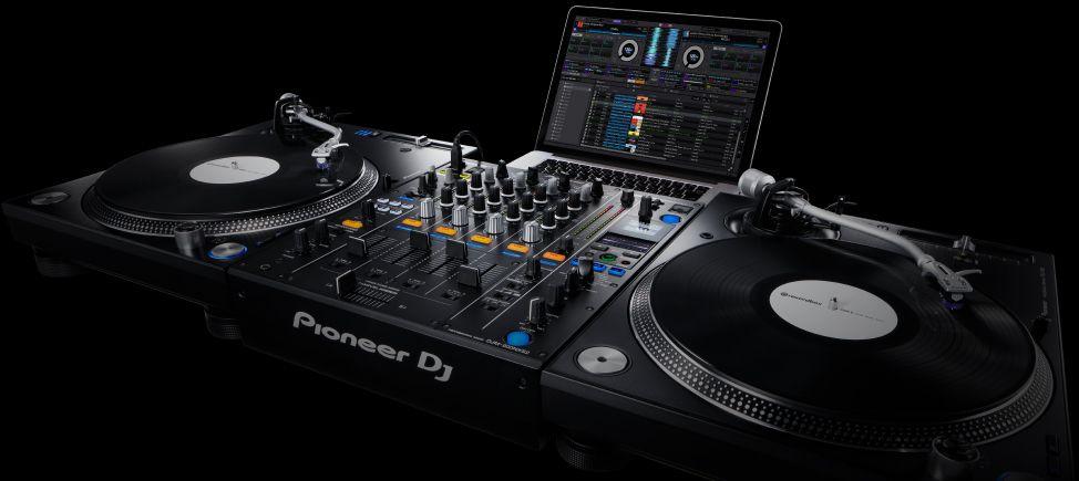 Pioneers Software Rekordbox DJ