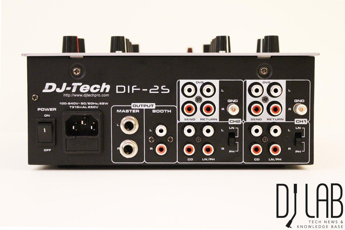 DJ-Tech_DIF-2S_rear