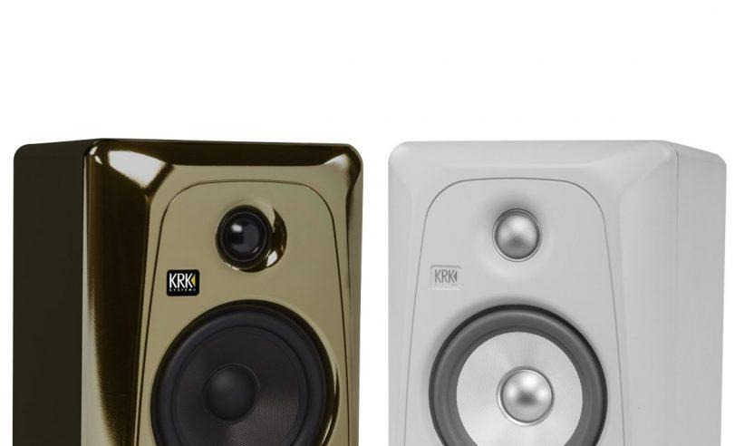 Neu: KRK Rokit 5 G3 limited – in zwei neuen Swagfarben