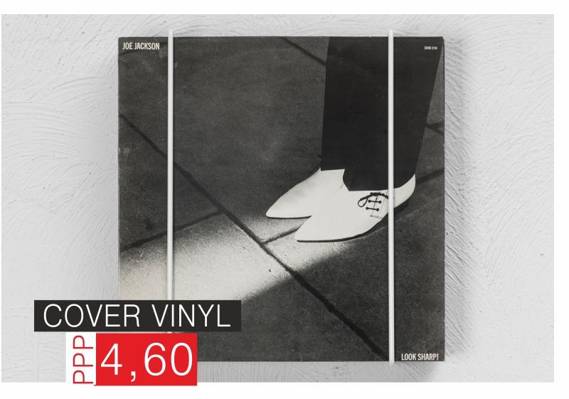 Cover Vinyl Bilderrahmen