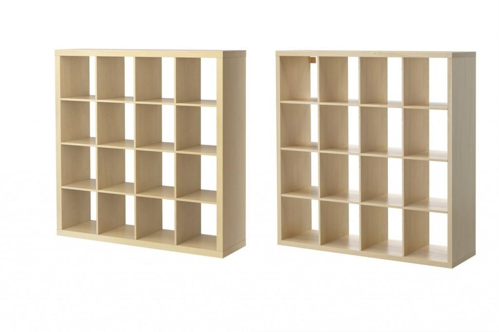 Plattenregal von IKEA