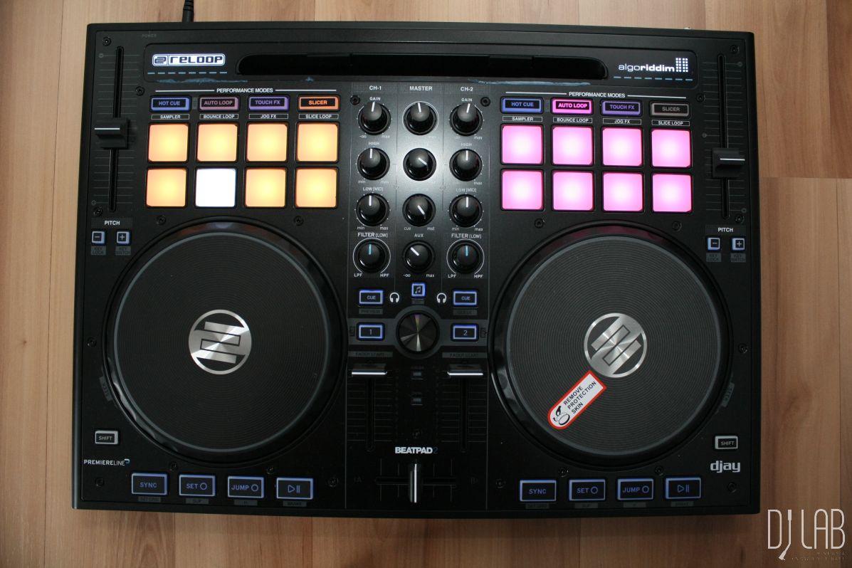 Test: Reloop Beatpad 2 – DJing mit dem iPad