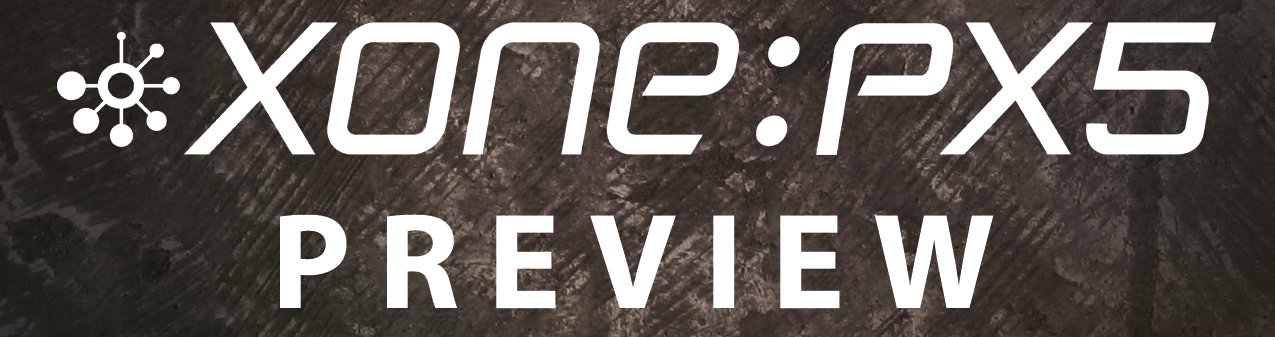 Teaser: Allen & Heath Xone:PX5