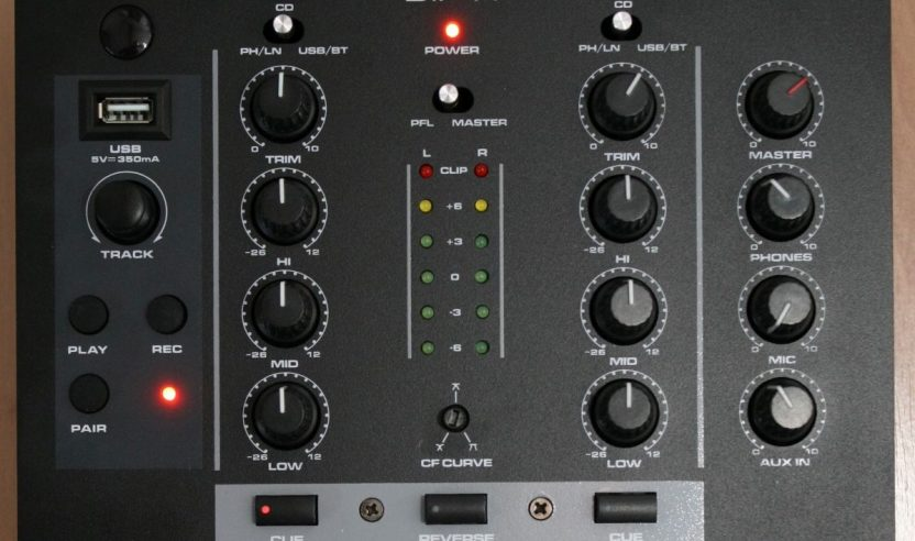 Test: DJ Tech DIF-X - Budget Battlemixer