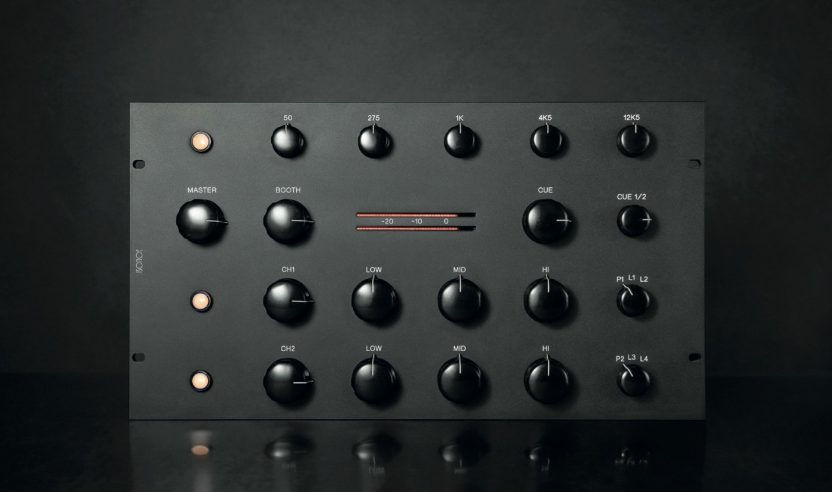 Isonoe FP - Highest-End Rotary-Mixer?