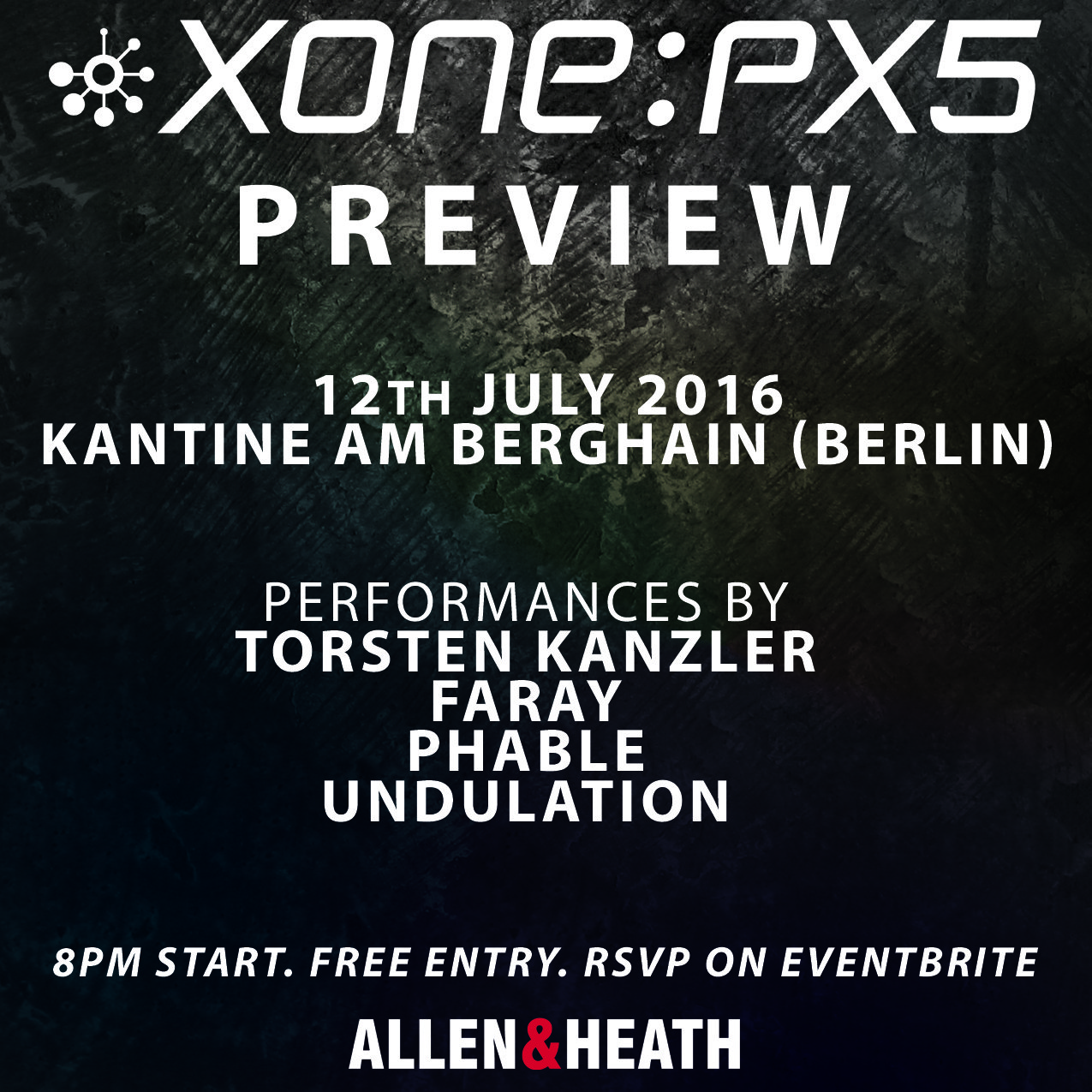 PX5 GERMANY NEW EVENT