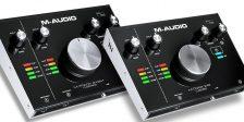 Neu: M-Audio M-Track - 2x2 Audio-Interface