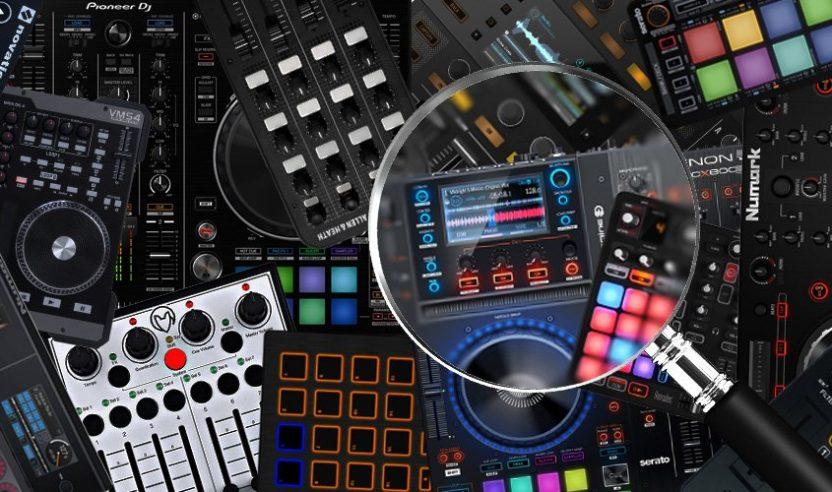 DJ-LAB Produktfinder – Der Helfer bei der Controllersuche