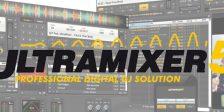Gewinne eine Ultramixer 5S Pro Entertain DJ-Software