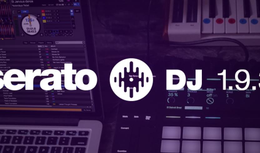 Update: Serato DJ 1.9.3 - Jetzt mit Ableton Link