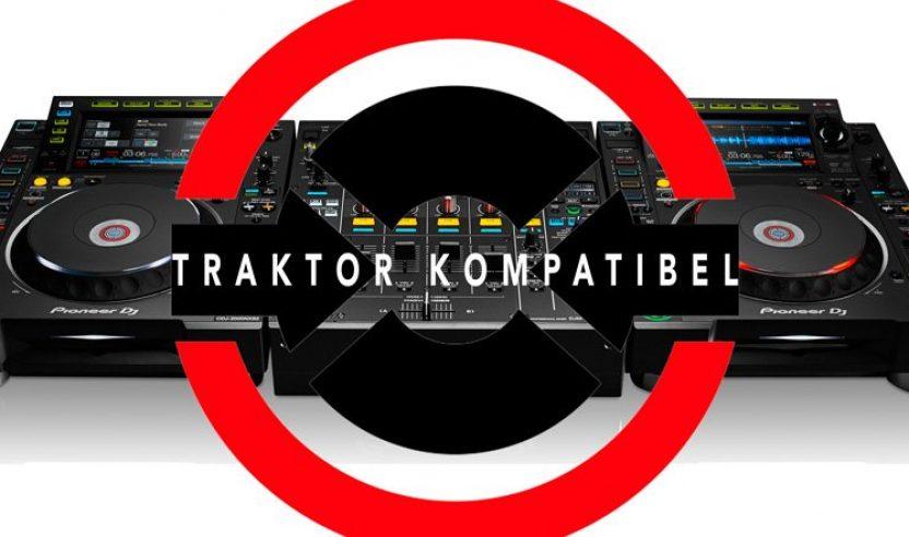 Pioneer DJ NXS2-Setup jetzt mit Traktor kompatibel