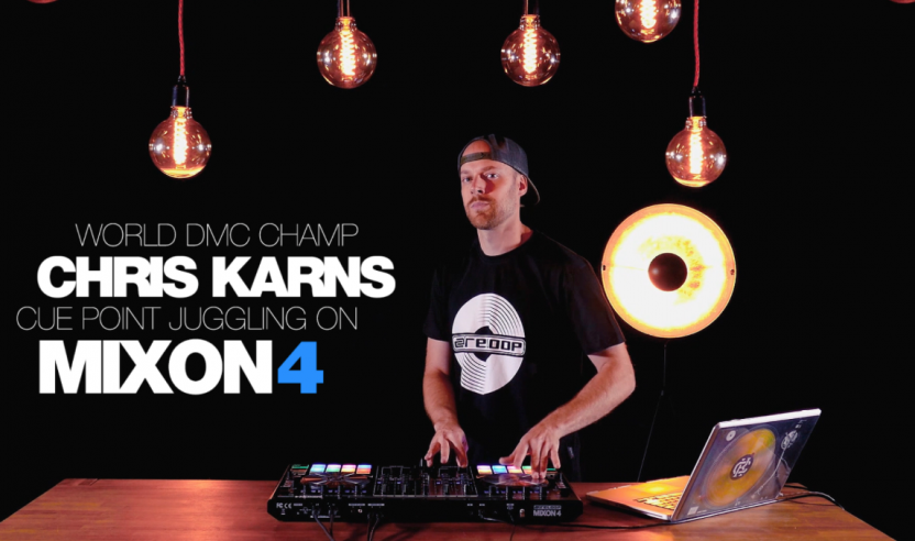 Video: Chris Karns am Reloop Mixon 4