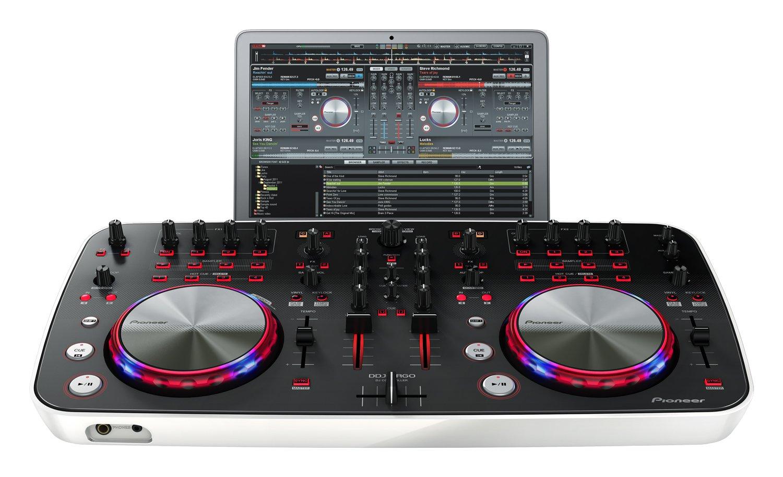 Bald: PIONEER DDJ-ERGO + SERATO DJ INTRO