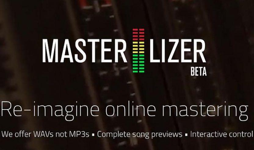 MASTERLIZER (Online Mastering For Free)