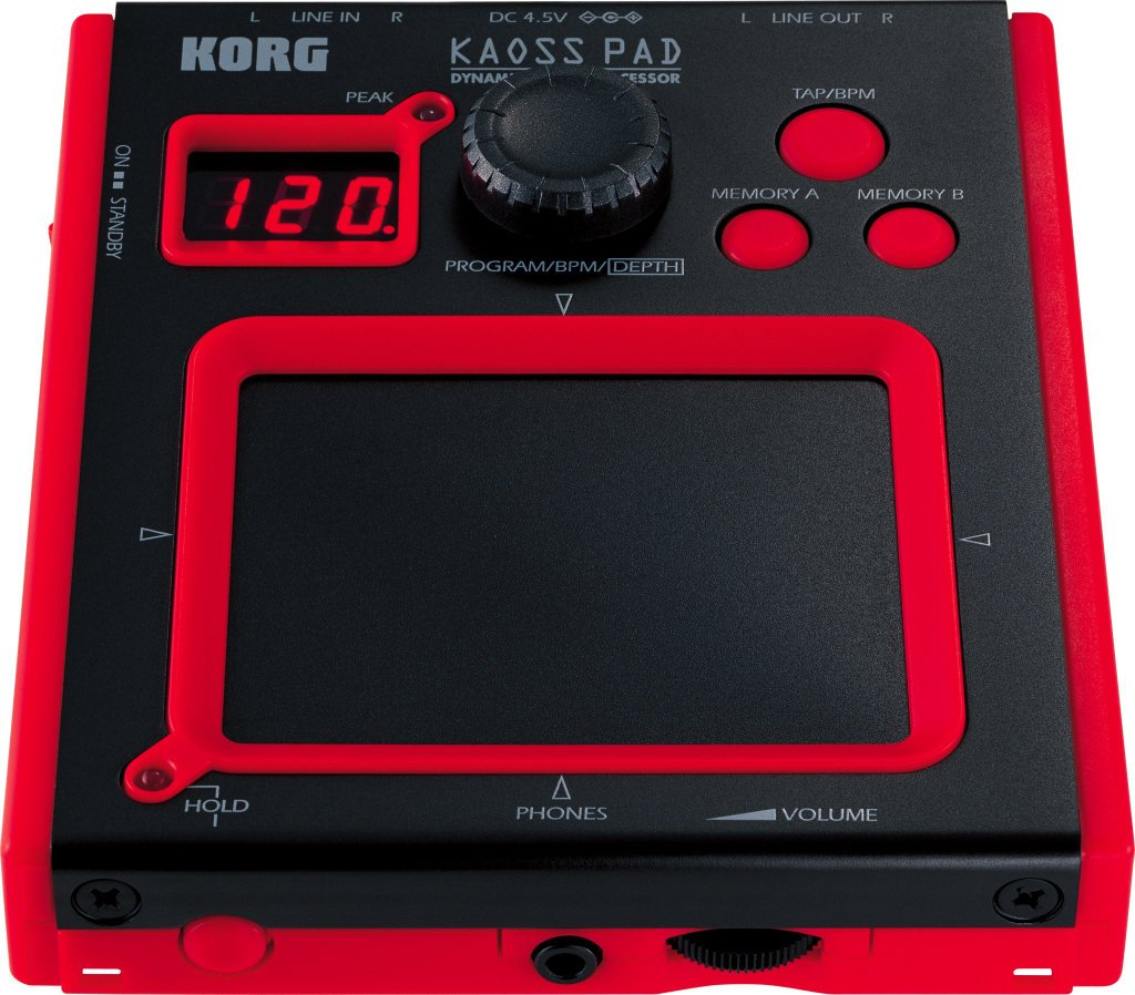 Mini Kaoss Pad