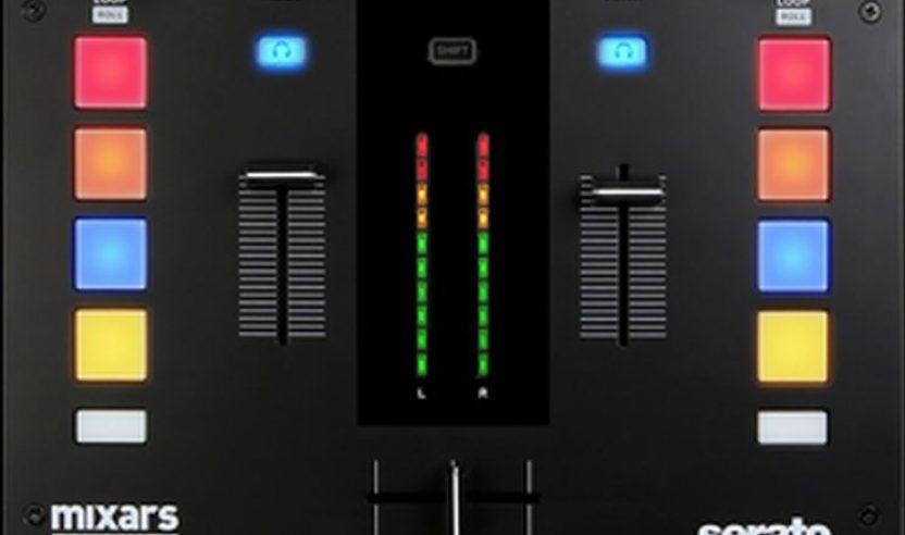 MIXARS DUO - Mixer für Serato DJ